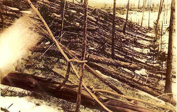 Evenimentul Tunguska 1908