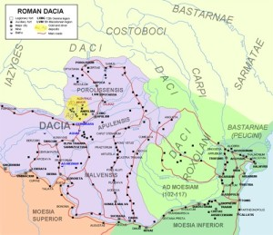 dacia-romana